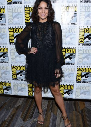 Vanessa Hudgens - 'Powerless' Press Line at Comic-Con International in San Diego