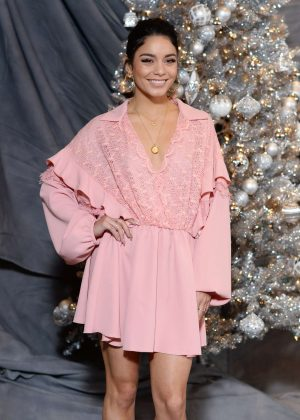 Vanessa Hudgens - 'Second Act' Photocall in Los Angeles