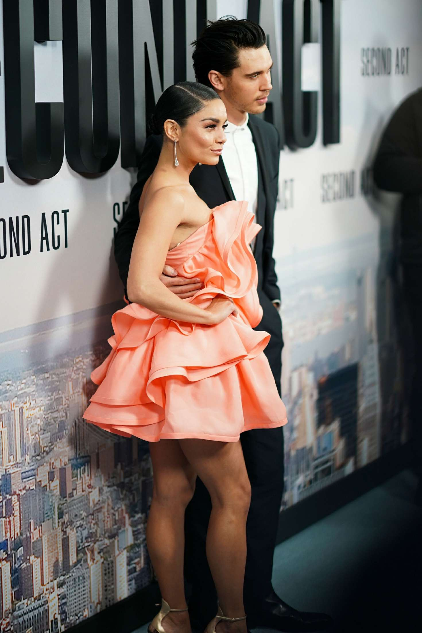 Vanessa Hudgens 2018 : Vanessa Hudgens: Second Act Premiere in NYC -02