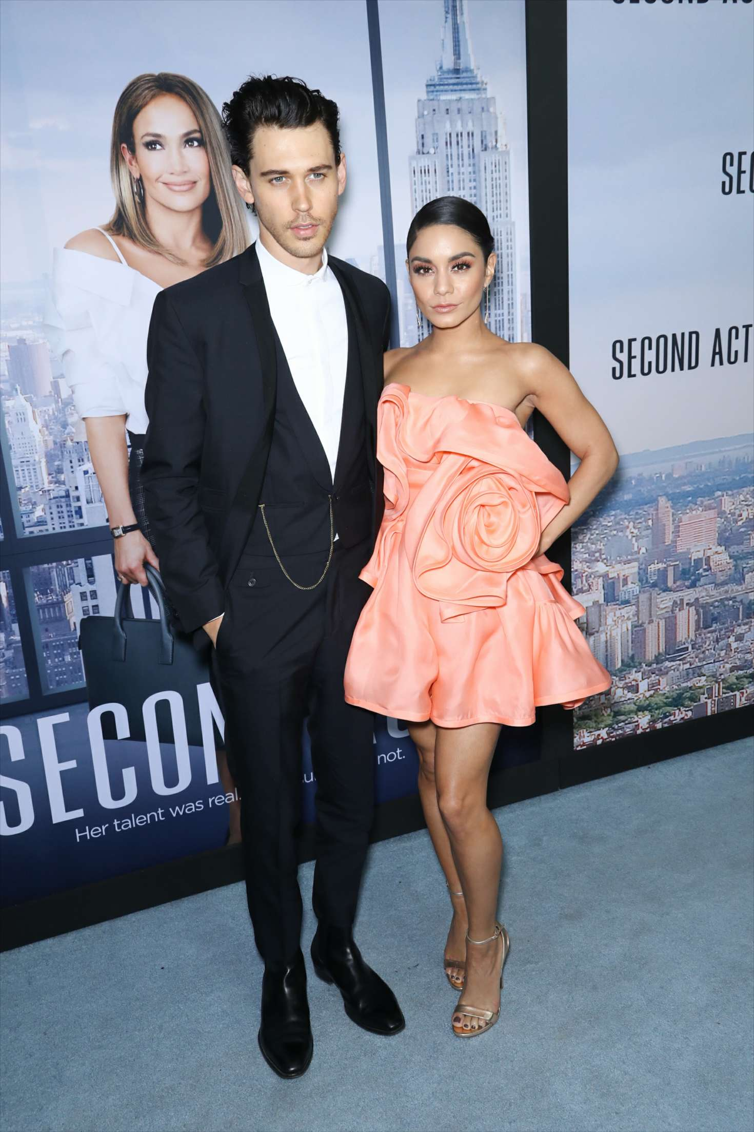 Vanessa Hudgens 2018 : Vanessa Hudgens: Second Act Premiere in NYC -07