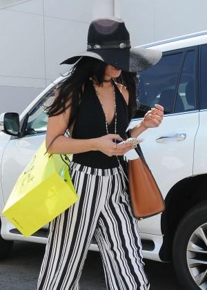 Vanessa Hudgens - Shopping in Beverly Hills