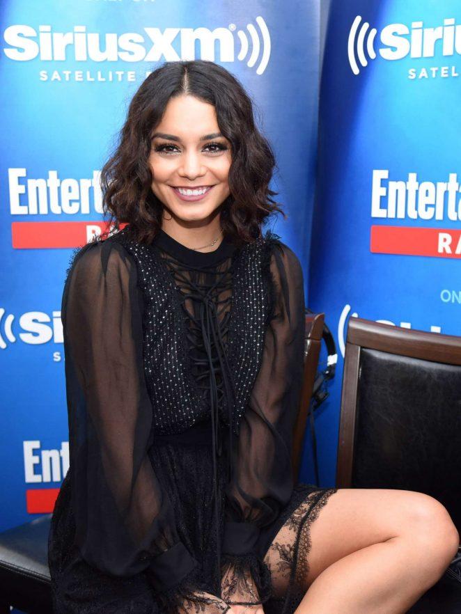 Vanessa Hudgens: SiriusXM Radio at Comic-Con 2016 -05