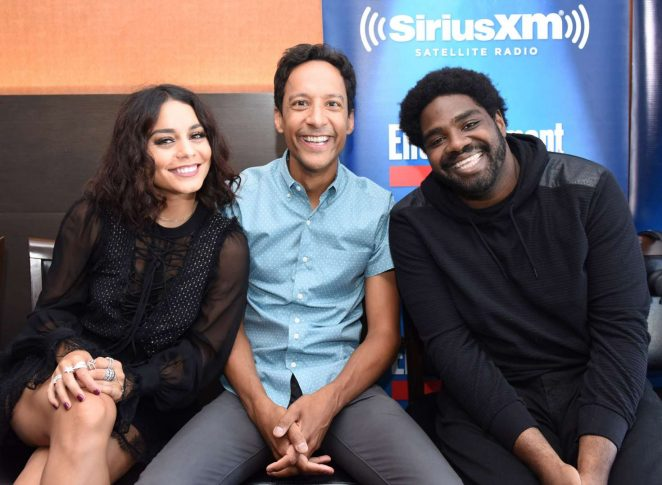Vanessa Hudgens: SiriusXM Radio at Comic-Con 2016 -06