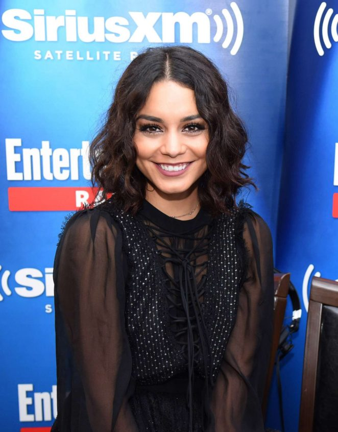 Vanessa Hudgens - SiriusXM Radio at Comic-Con 2016 in San Diego