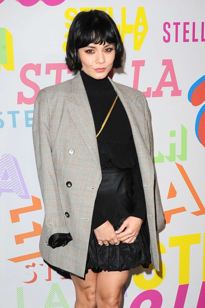 Vanessa Hudgens - Stella McCartney's Autumn 2018 Collection Launch in LA
