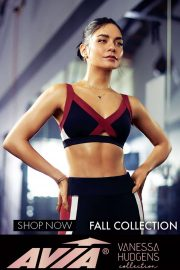 Vanessa Hudgens - Vanessa Hudgens Collection x Avia Fitness by Mike Rosenthal (November 2019)