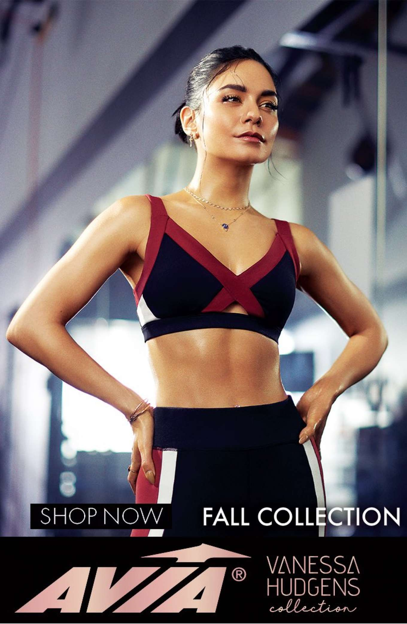 Vanessa Hudgens 2019 : Vanessa Hudgens – Vanessa Hudgens Collection x Avia Fitness 2019-04