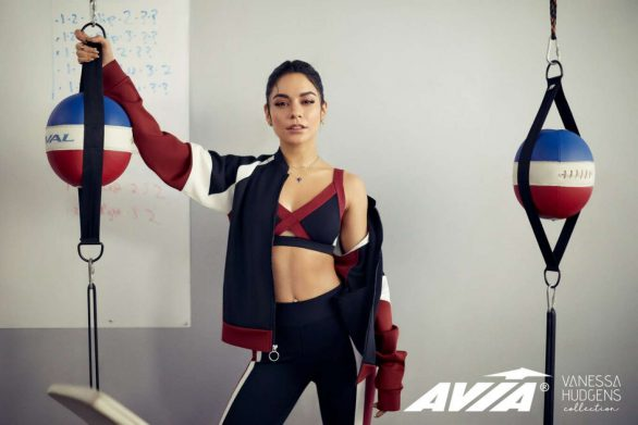 Vanessa Hudgens 2019 : Vanessa Hudgens – Vanessa Hudgens Collection x Avia Fitness 2019-10