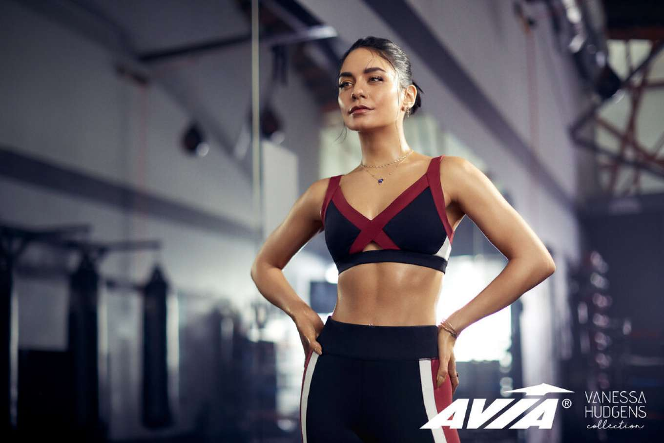 Vanessa Hudgens 2019 : Vanessa Hudgens – Vanessa Hudgens Collection x Avia Fitness 2019-12