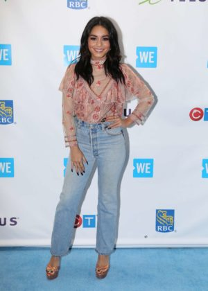 Vanessa Hudgens - We Day charity event in Toronto