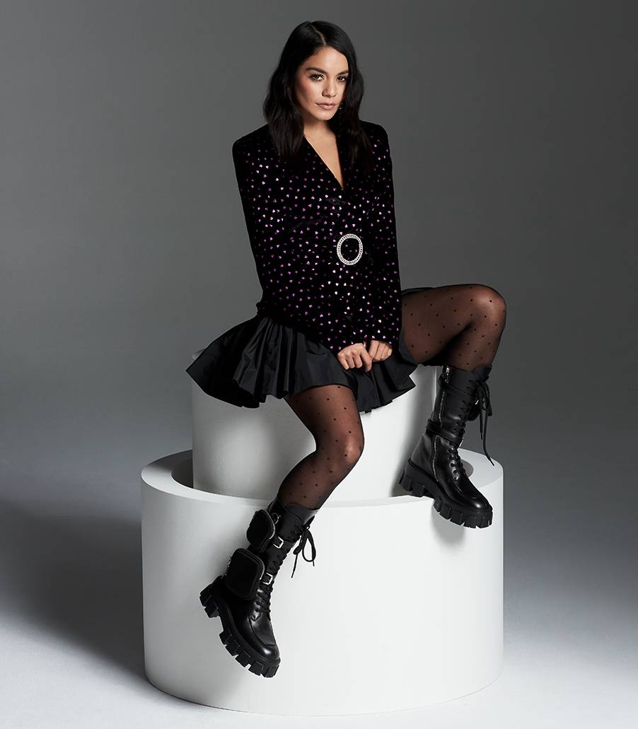 Vanessa Hudgens - Who What Wear Holiday (November 2019) adds