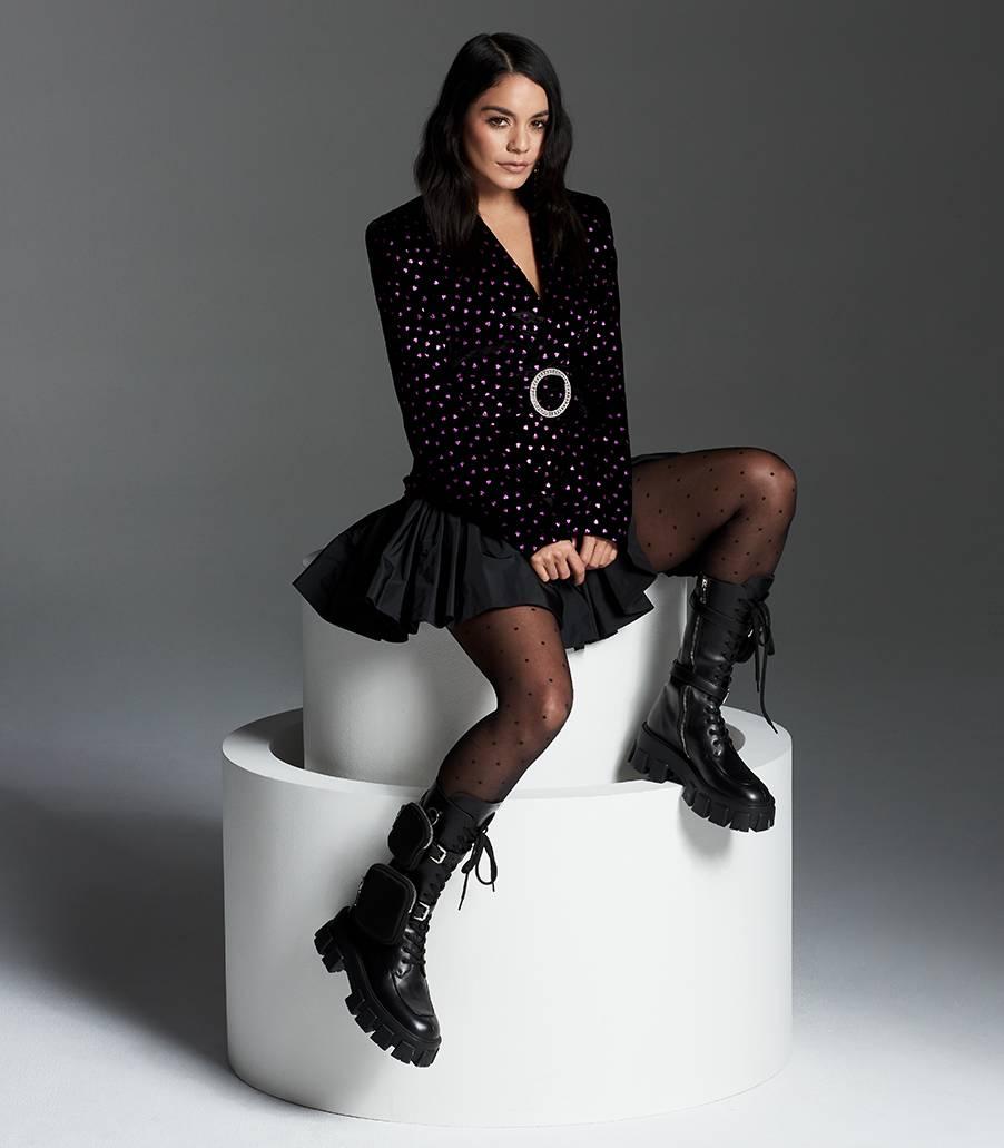 Vanessa Hudgens 2019 : Vanessa Hudgens – Who What Wear Holiday 2019 adds-03