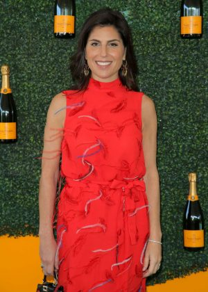 Vanessa Kay - 2016 Veuve Clicquot Polo Classic in Pacific Palisades