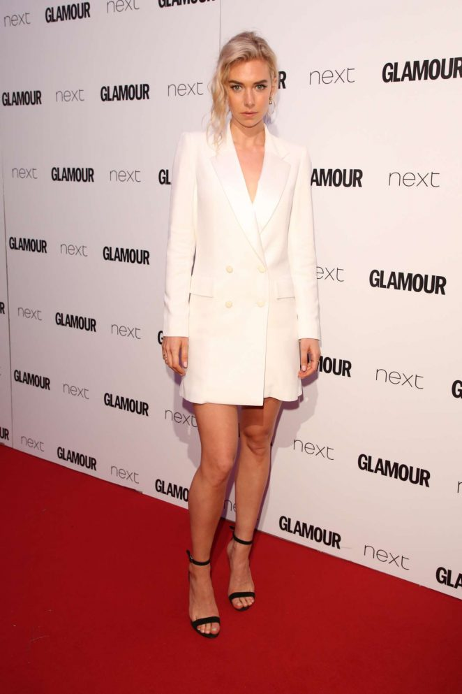 Vanessa Kirby - 2017 Glamour Women Of The Year Awards in London