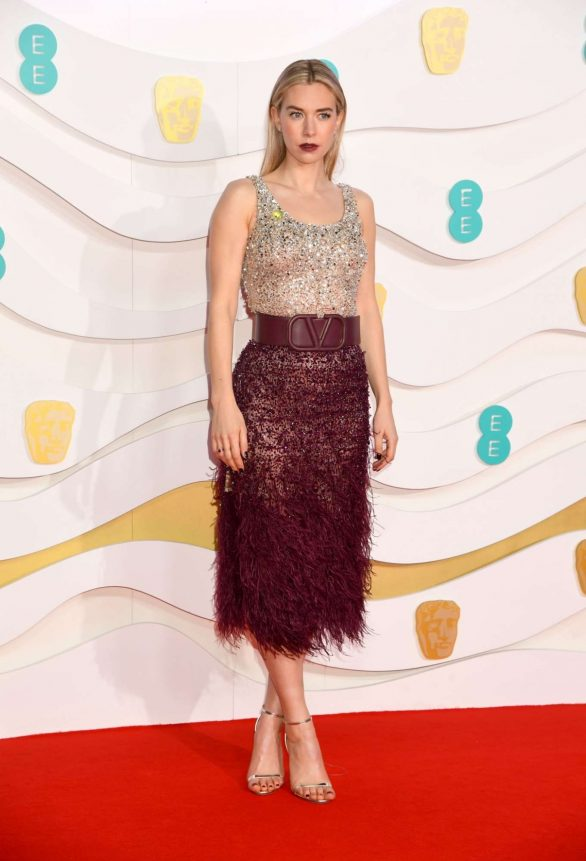 Vanessa Kirby - 2020 British Academy Film Awards in London