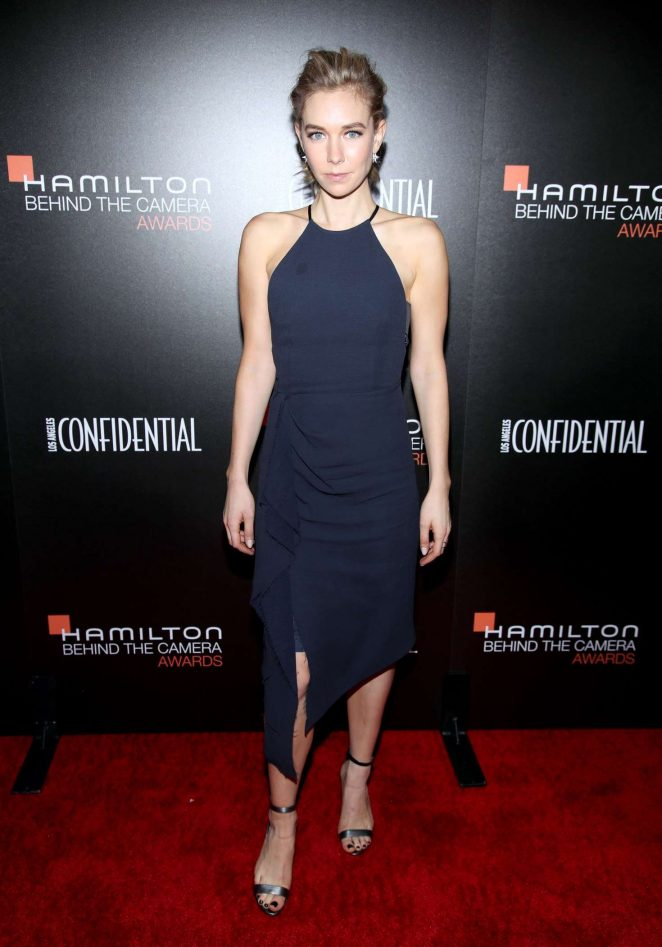 Vanessa Kirby - Hamilton Behind The Camera Awards 2016 in Los Angeles