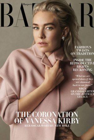 Vanessa Kirby - Harper's Bazaar Magazine (November 2020)