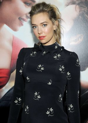Vanessa Kirby - 'Me Before You' Premiere in New York