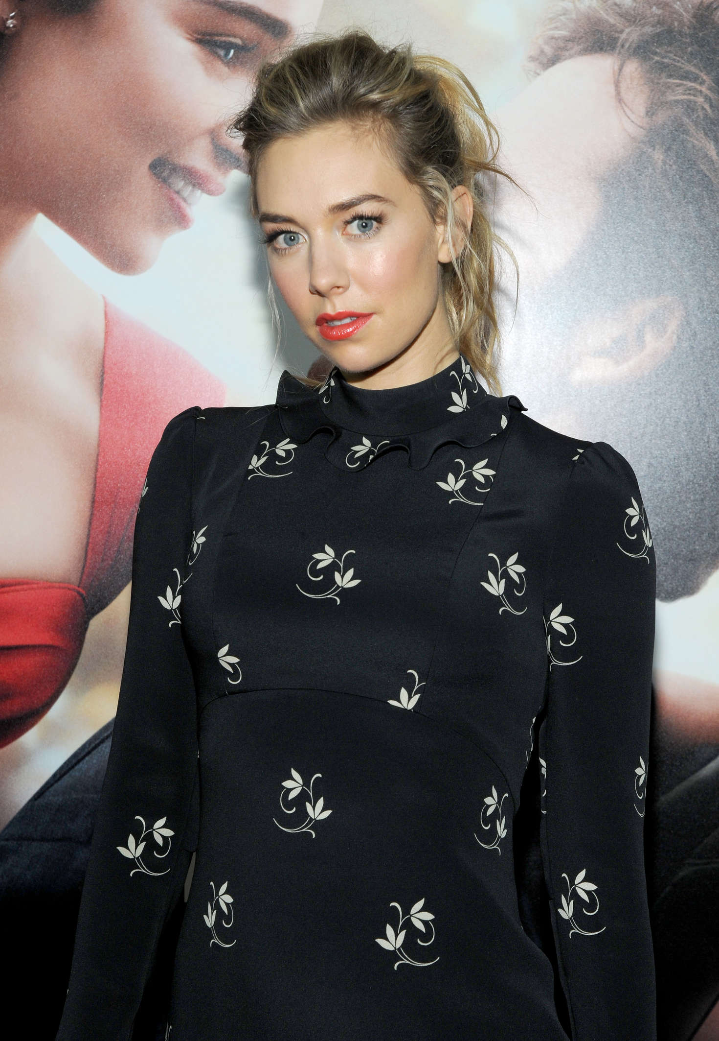 Vanessa Kirby - 'Me Before You' Premiere in New York Hilary Duff Mean