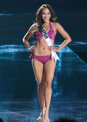 Vanessa Kumares - Miss Universe 2015 Preliminary Round in Las Vegas