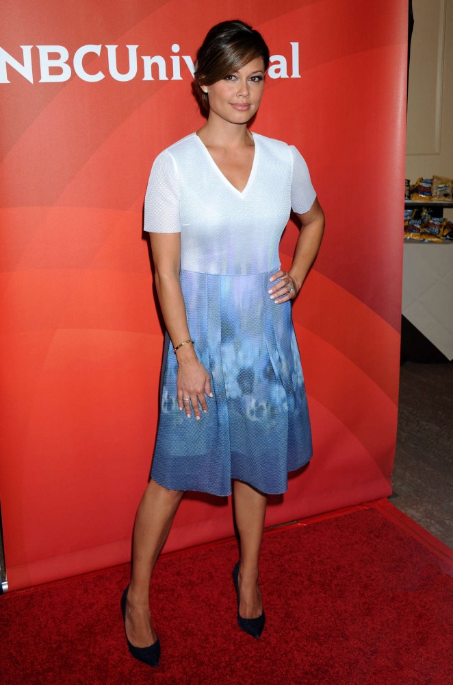 Vanessa Lachey - 2015 NBCUniversal TCA Summer Press Tour in Beverly Hills