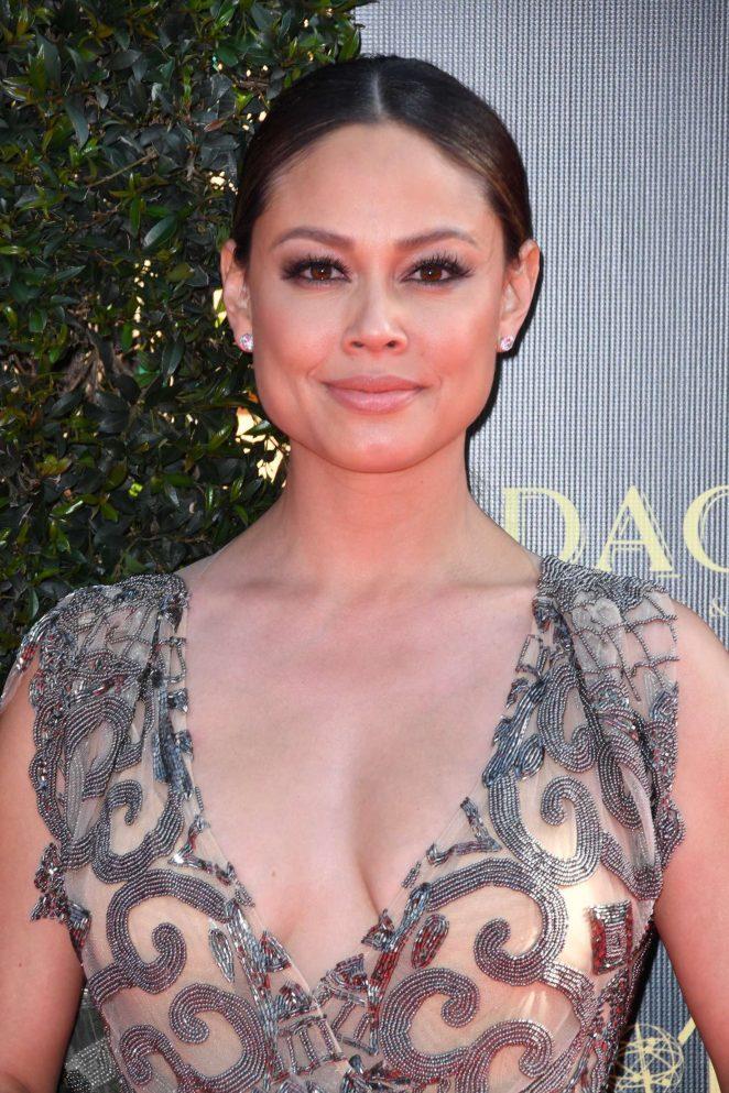 Vanessa Lachey – 2018 Daytime Creative Arts Emmy Awards in LA