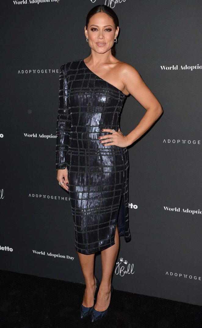 Vanessa Lachey - Adopt Together Holds The Annual Baby Ball in LA