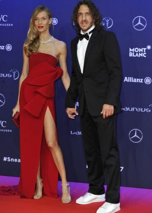 Vanessa Lorenzo - 2017 Laureus World Sports Awards in Monte Carlo