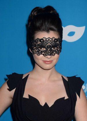 Vanessa Marano - 2016 UNICEF Masquerade Ball in Los Angeles