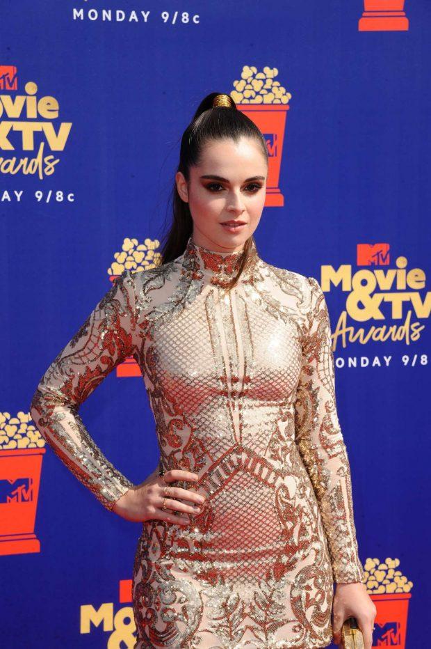 Vanessa Marano - 2019 MTV Movie and TV Awards Red Carpet in Santa Monica