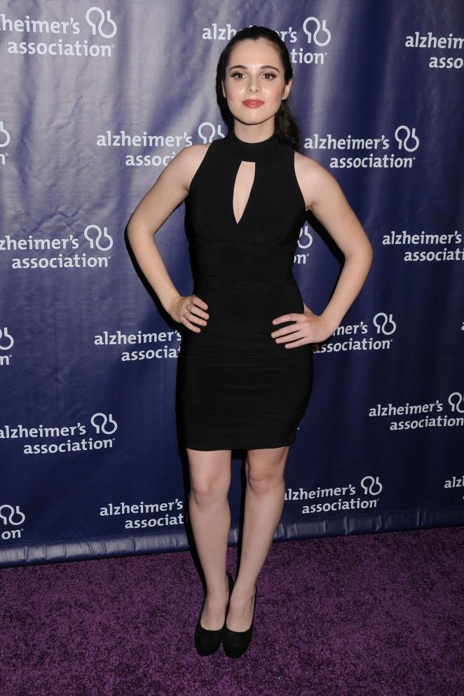 "Vanessa Marano - 2015 ""A Night At Sardi's"" in Beverly Hills"