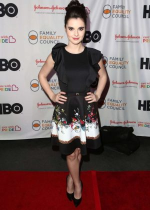 Vanessa Marano - Family Equality Council's Annual Impact Awards 2018 in Universal City