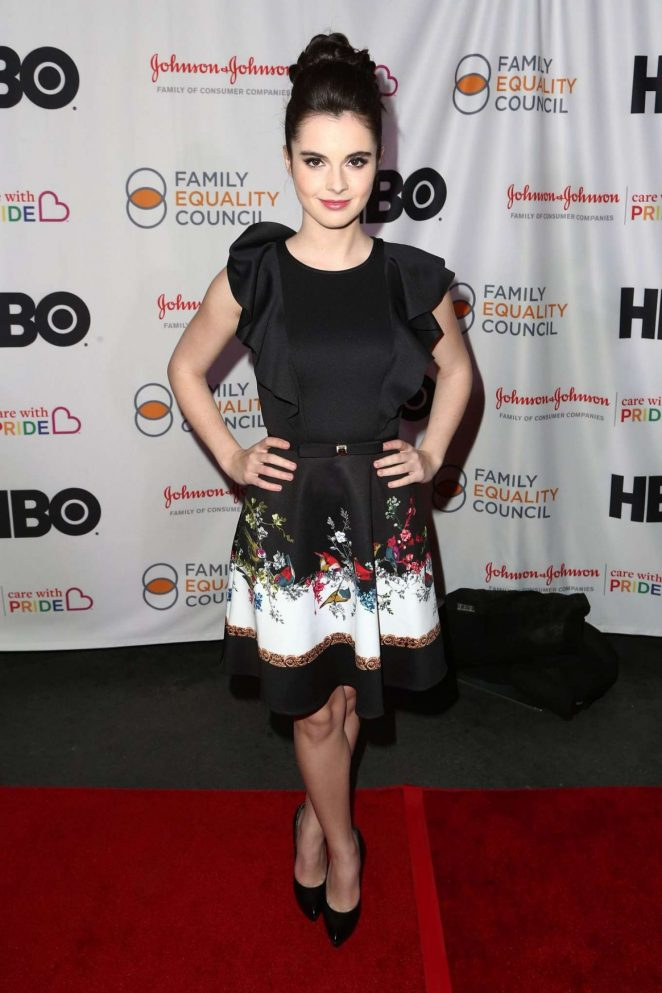 Vanessa Marano – Family Equality Council's Annual Impact Awards 2018 in Universal City