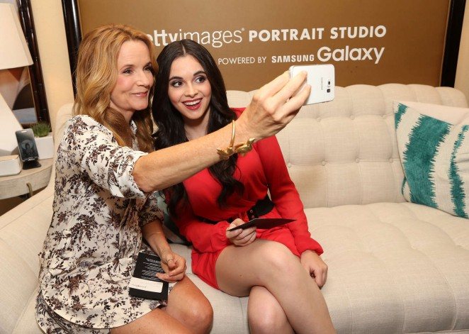 Vanessa Marano – Getty Images Portrait Studio TCA Tour in Beverly Hills