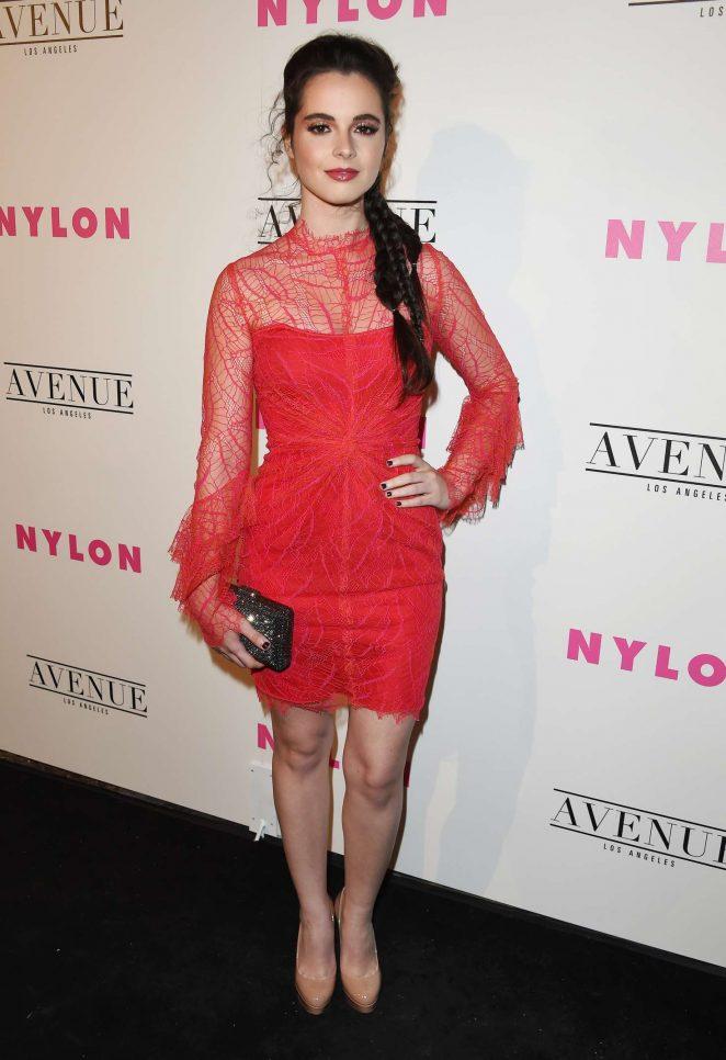 Vanessa Marano: Nylon Young Hollywood May Issue Event -04
