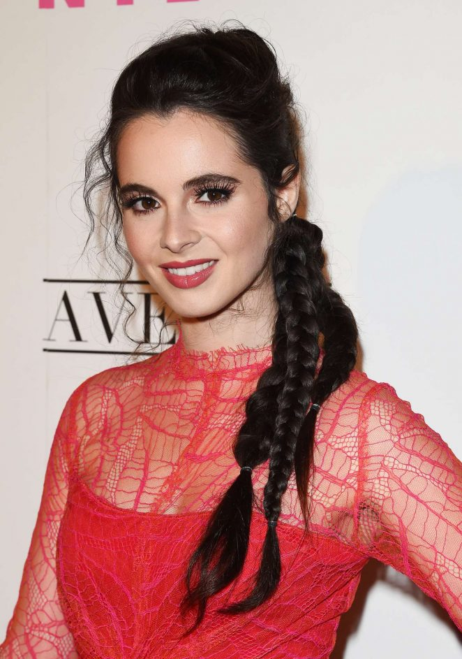 Vanessa Marano: Nylon Young Hollywood May Issue Event -06