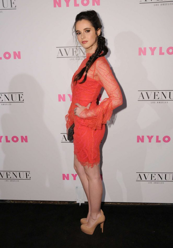 Vanessa Marano: Nylon Young Hollywood May Issue Event -21