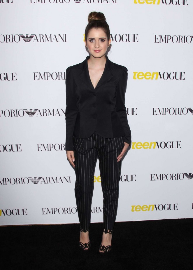 Vanessa Marano - 2015 Teen Vogue Young Hollywood Party in LA
