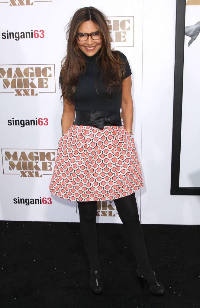 Vanessa Marcil - 'Magic Mike XXL' Premiere in LA