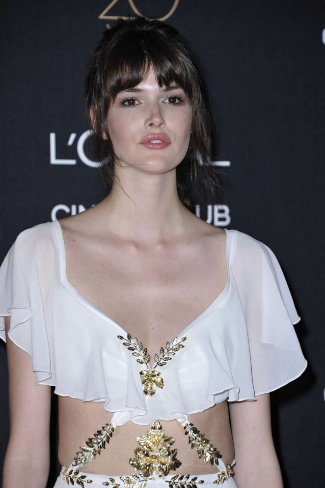 Vanessa Moody - L'Oreal 20th Anniversary Party in Cannes