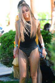 Vanessa Morgan - Riverdale at Coachella Music Festival in Indio