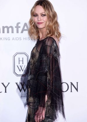 Vanessa Paradis - amfAR's 23rd Cinema Against AIDS Gala in Antibes