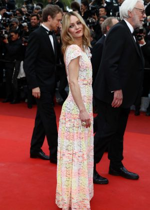 Vanessa Paradis - 'Cafe Society' Premiere at 2016 Cannes Film Festival