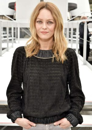 Vanessa Paradis – Chanel Show at 2017 PFW in Paris