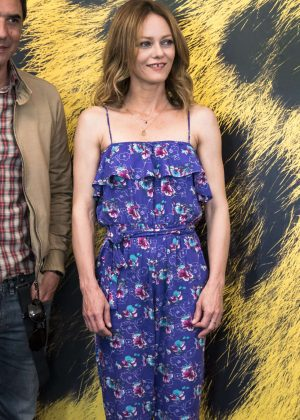 Vanessa Paradis - 'Chien' Photocall at 70th Locarno Film Festival in Switzerland