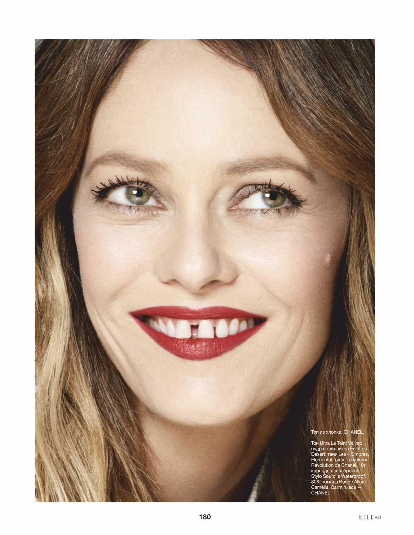 Vanessa Paradis 2020 : Vanessa Paradis – Elle Magazine (Russia – March 2020 issue)-02