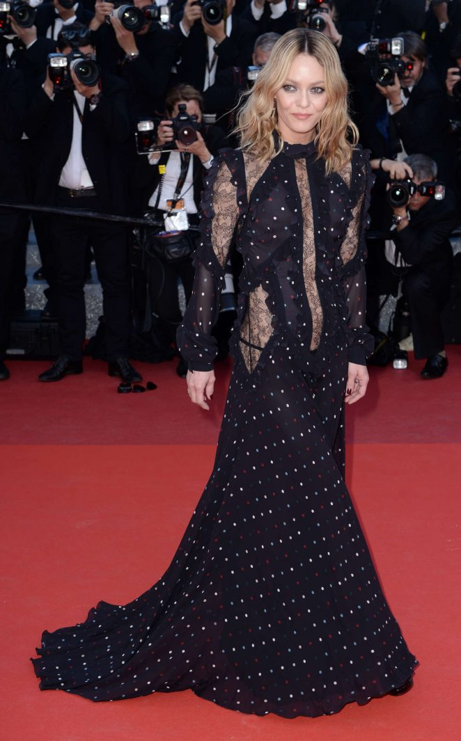 Vanessa Paradis: From the Land of the Moon Premiere -04