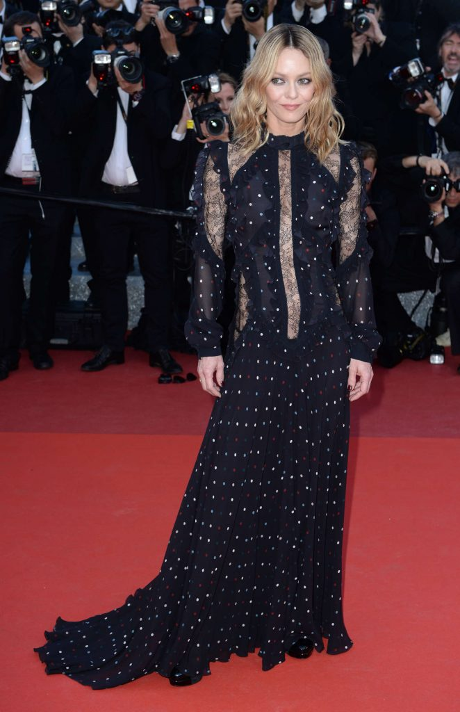 Vanessa Paradis: From the Land of the Moon Premiere -05