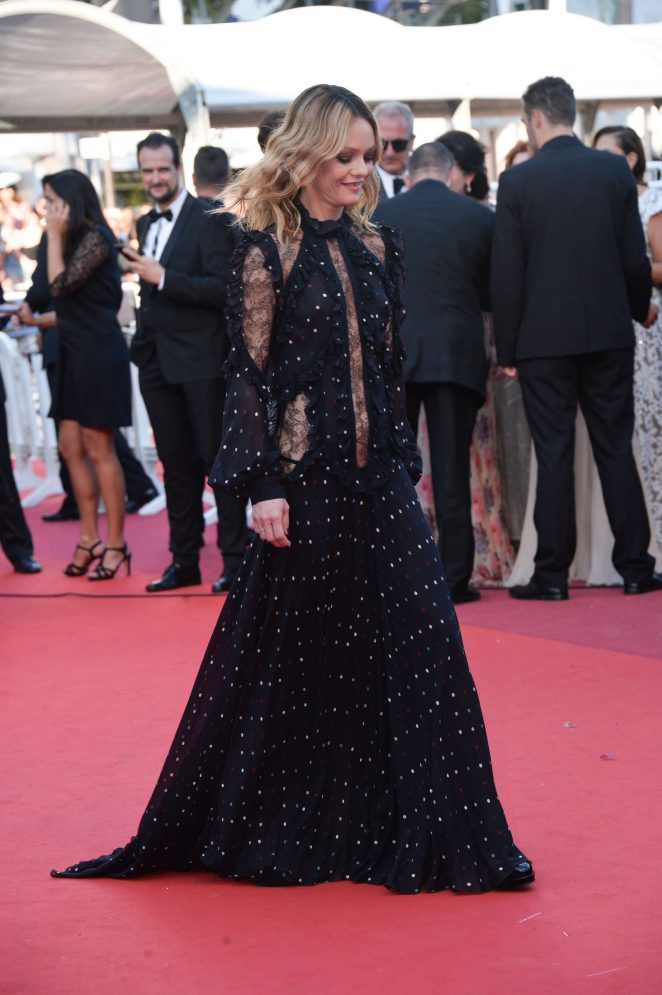 Vanessa Paradis: From the Land of the Moon Premiere -10