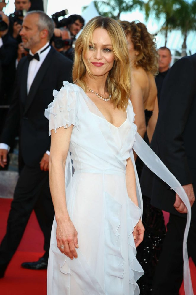Vanessa Paradis - 'The Last Face' Premeire at 2016 Cannes Film Festival